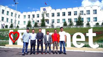 Улаанбаатар-Эрдэнэт 270 км зам болон суурин төлөвлөлт төсөл эхэллээ